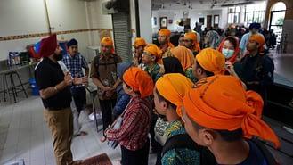 Visitation to Sikhism
