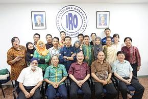The Inter-Religious Organisation (IRO)
